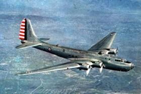 Douglas XB 19 – největší bombardér 2 světové války